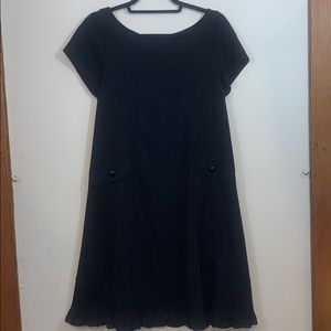 Black dress, Sz 10